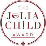 The Julia Child Award Retina Logo